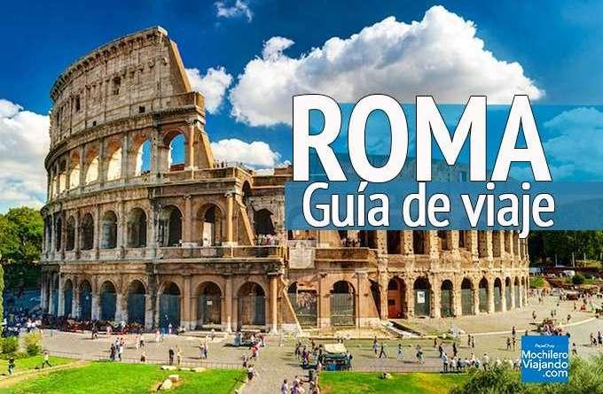 guia de viaje a roma