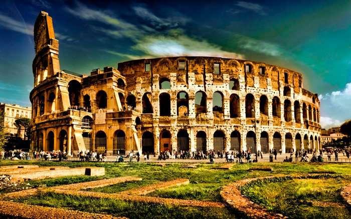 Coliseo Romano reabre