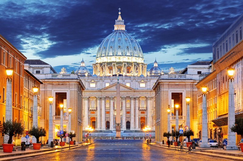 cost to visit Rome