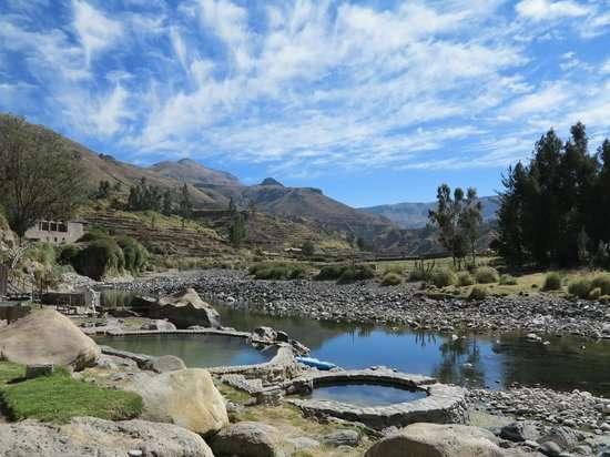 cómo llegar al Cañón del Colca