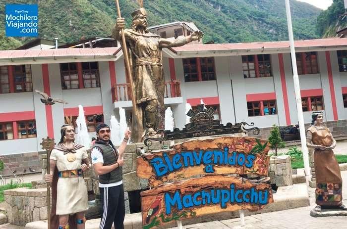 llegar a Machu Picchu