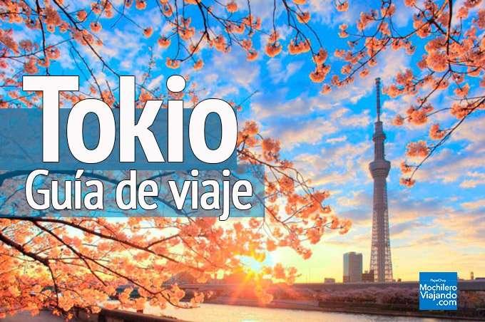 guia de viaje a tokio