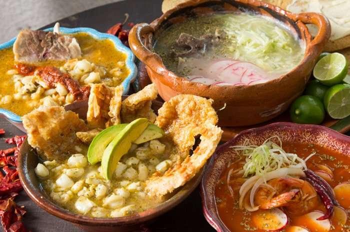 comida mexicana - pozole