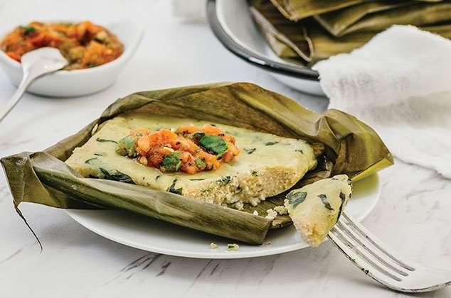 comida mexicana - tamales