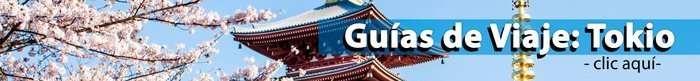 Guía de viaje a Tokio