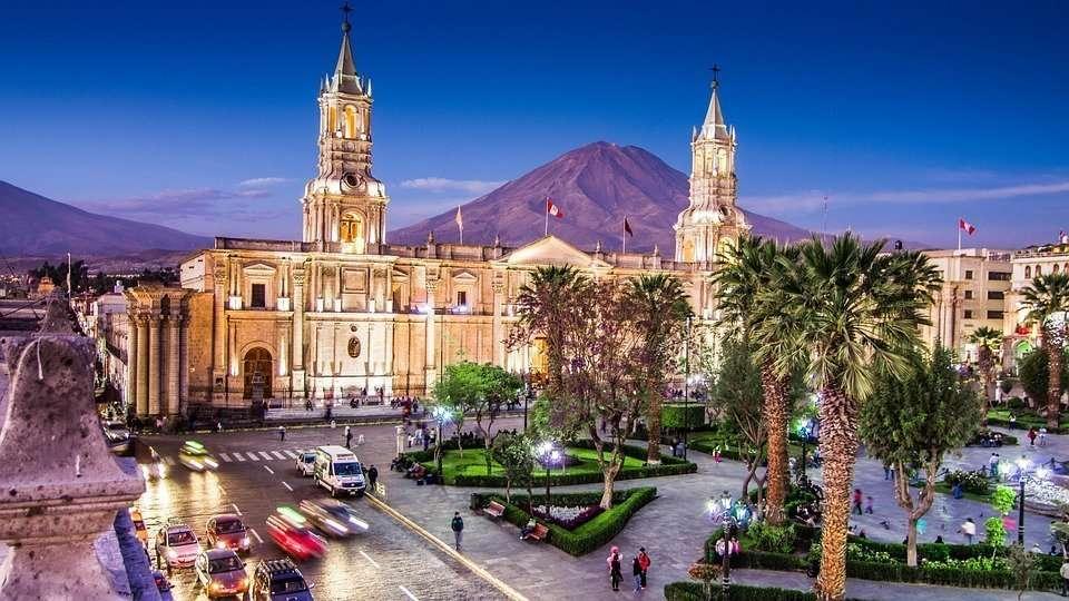 qué hacer en Arequipa, Perú