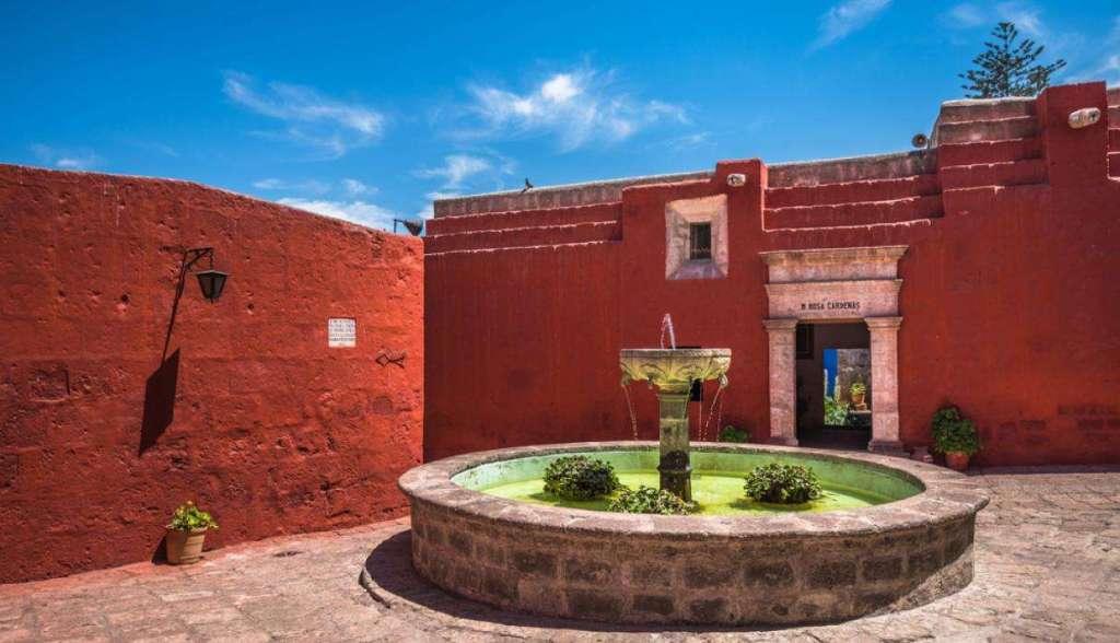 qué ver en Arequipa, Perú