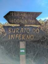 Indicações das trilhas