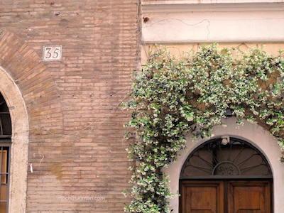 DIARY:私のローマ / ジャスミンの花香る頃に その1