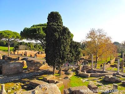 DIARY:私のローマ / オレンジの樹と、鐘の音 その4
