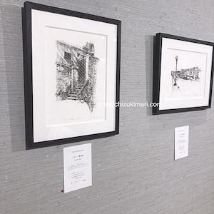 展覧会:望月麻里 作品展 12日目リポート
