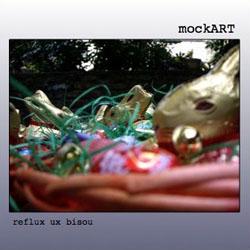 Original Cover for Reflux Ux Bisou