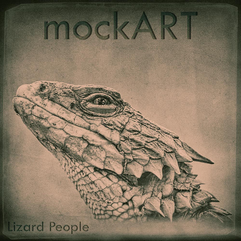 Lizard People (Cover Artwork)
