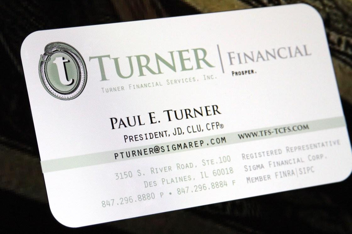 Turner Branding BCs