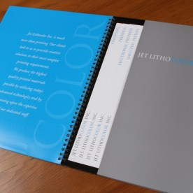 Jet Litho Sales Packet