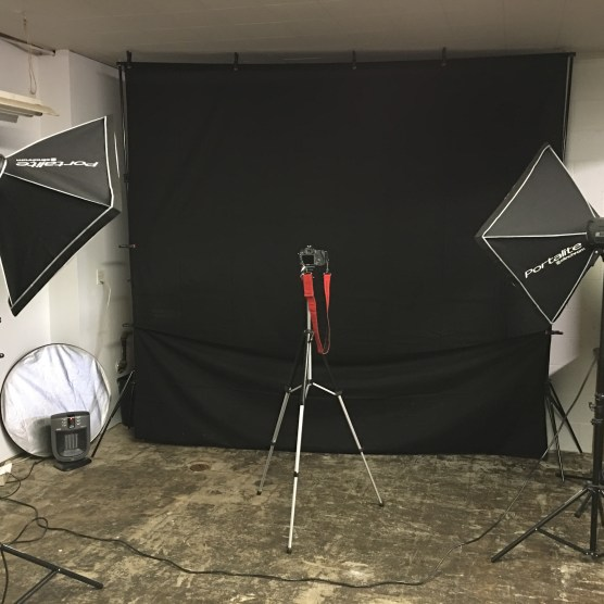 Photography Space for rent