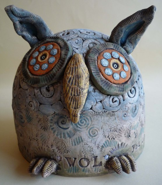 Owl © Jan Lane