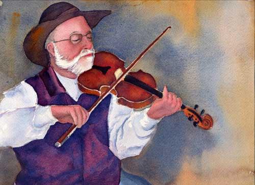 Art on Fiddle