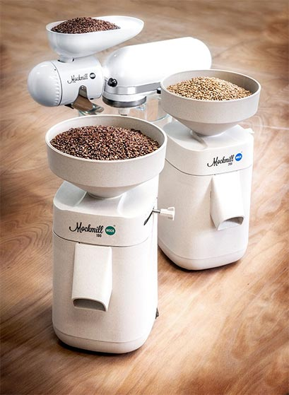 Free Shipping On Mockmill 200 Stone Grain Mill By Wolfgang Mock