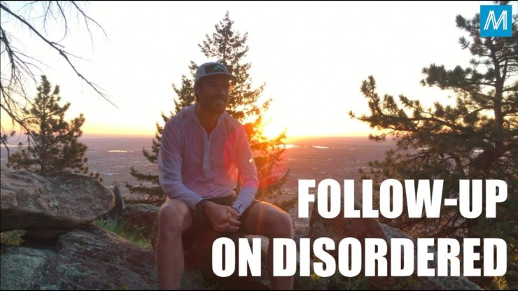 Follow-up on Disordered
