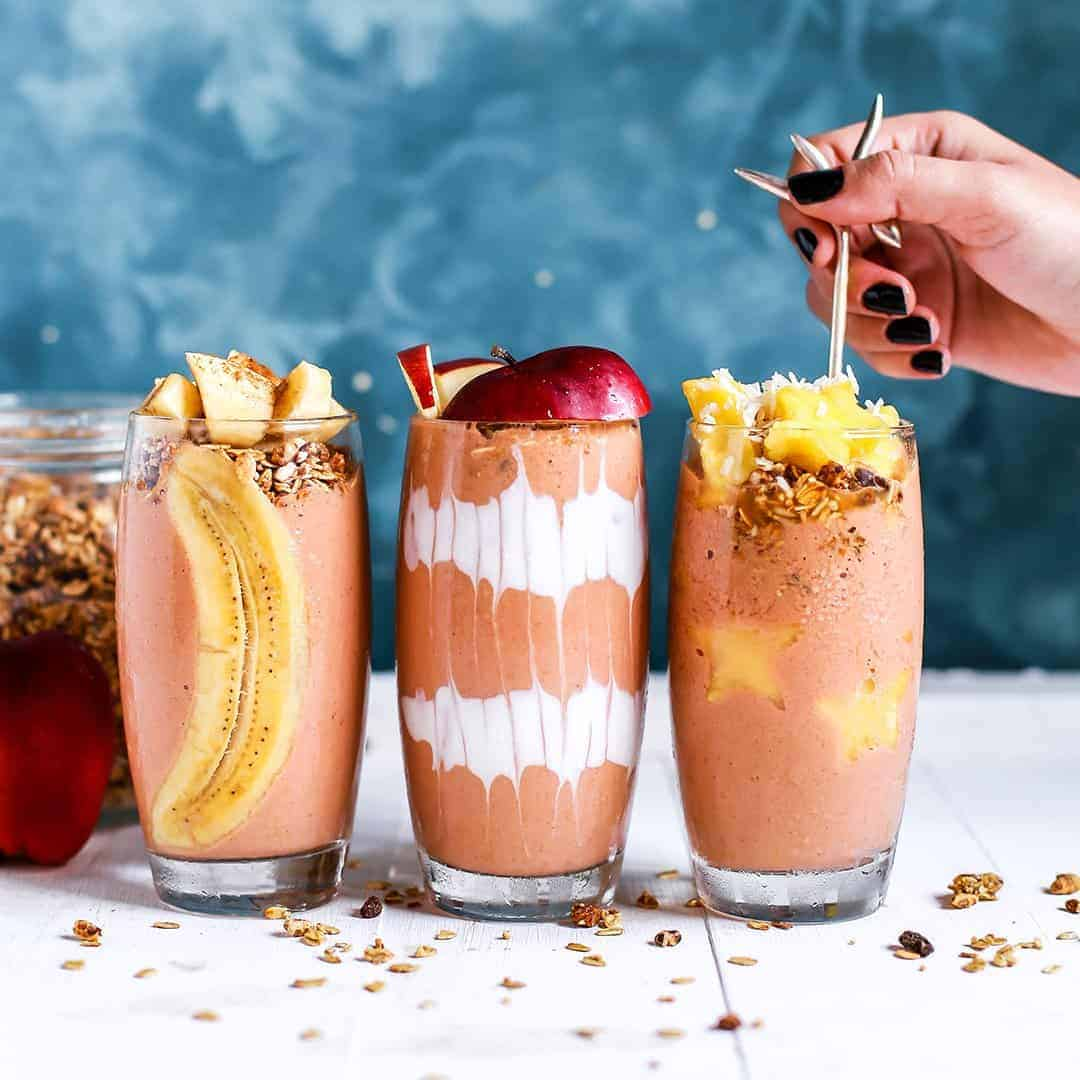5+ Easy Healthy Smoothie Recipes for Summer 2021