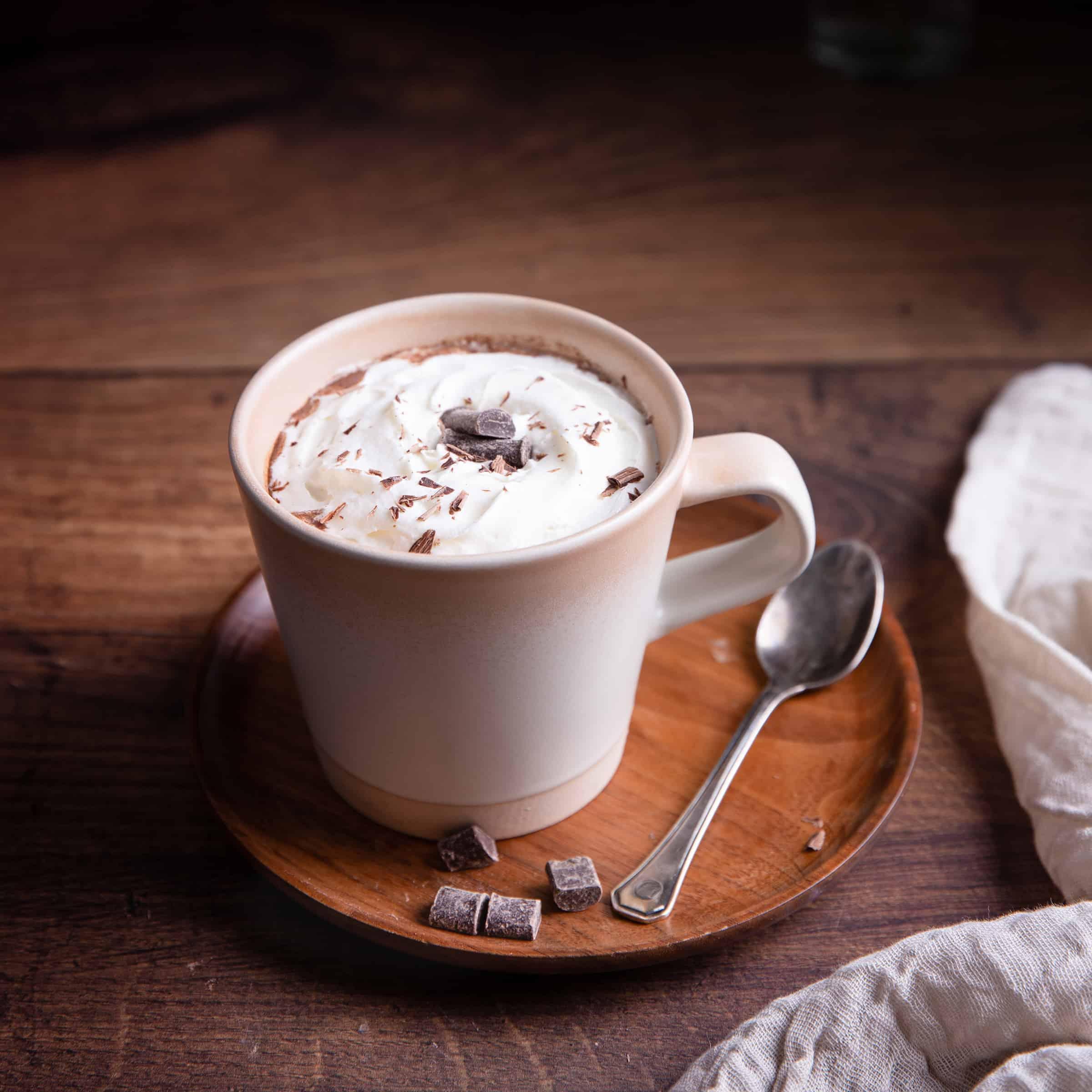 Parisian Hot Chocolate Recipe