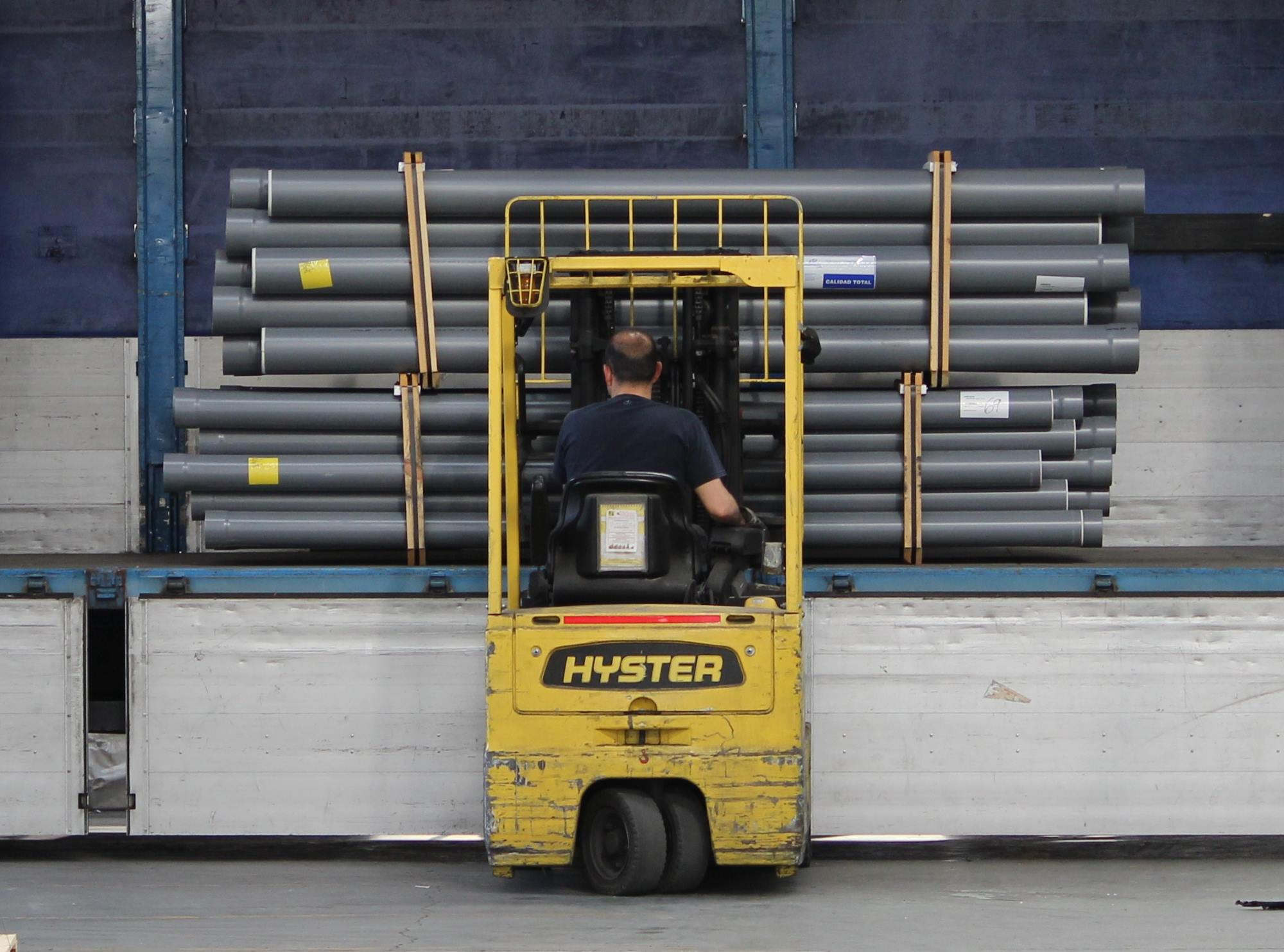 Different Types Of Forklift Truck