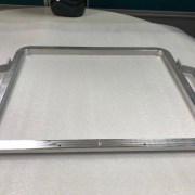 metal frame cnc made by JIERCHEN CNC Mockup