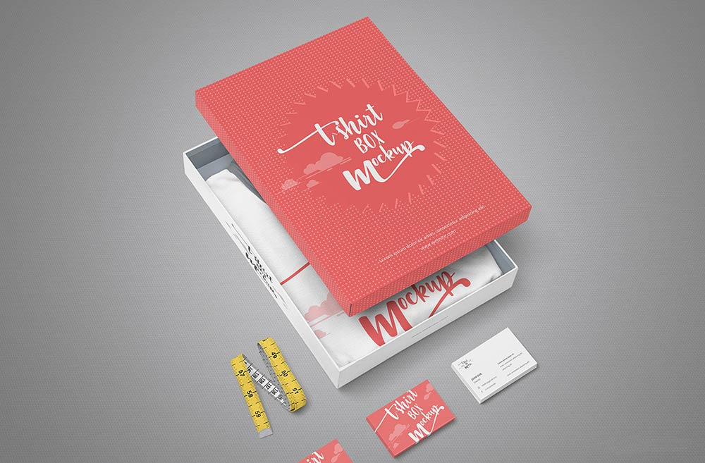 Download Free Package Design Mockup | Mockuptree