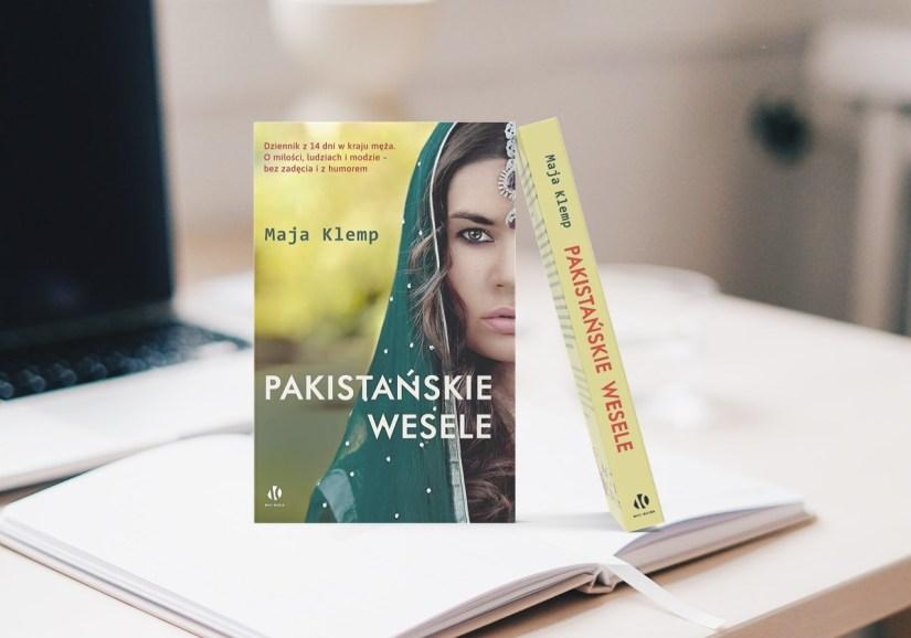 książka dziennik pakistańskie wesele maja klemp wydawnictwo moc media