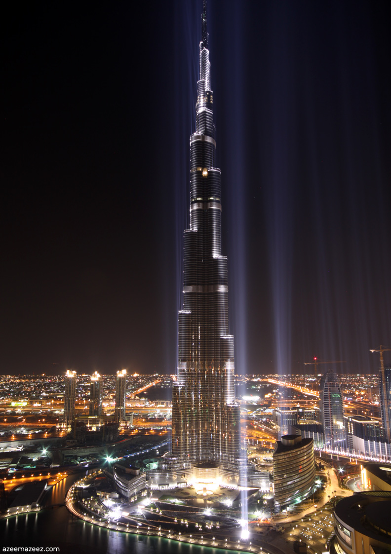 Dubai part4-Burj Khalifa the world's tallest building