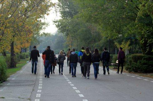 european youth exchange project in Galati Romania 2
