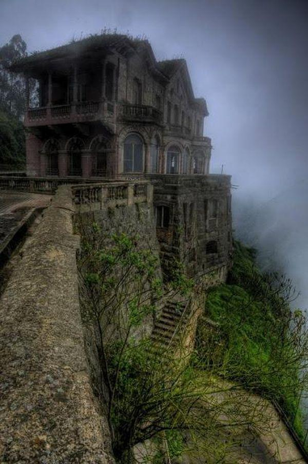 Hotel Del Salto, Colombia: The Haunted Hotel