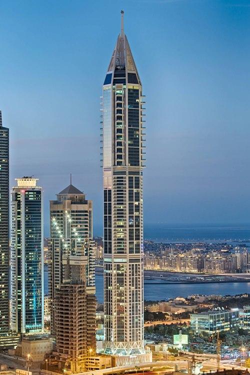 Dubai tallest buildings