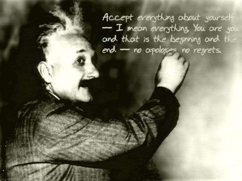 famous quotes of Einstein 8