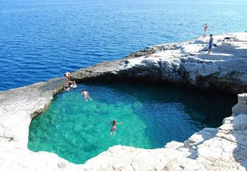most beautiful natural pools