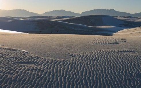 White Sands National Monument 8