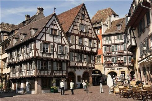 Europe's most beautiful city Colmar, France 10