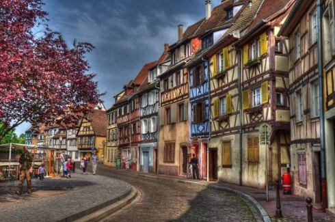 Europe's most beautiful city Colmar, France 13