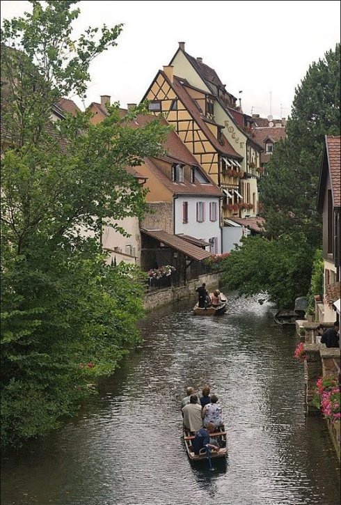 Europe's most beautiful city Colmar, France 14