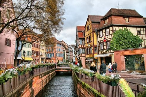Europe's most beautiful city Colmar, France 3