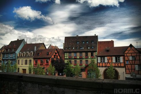 Europe's most beautiful city Colmar, France 7