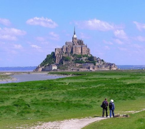 The Mont-Saint-Michel--a fairytale island 3