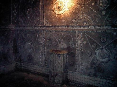 The misterious Margate Shell Grotto 7