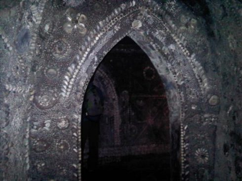 The misterious Margate Shell Grotto 9