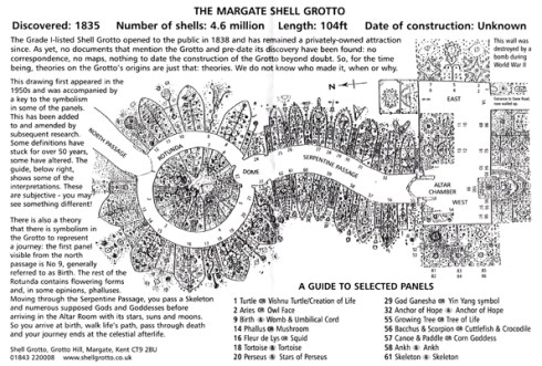 The misterious Margate Shell Grotto 13