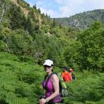 walking on the mount Olympus, Greece 4