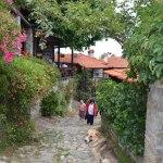 Old Agios Pandeleimon Traditional Greek village 5