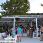 Greece Halkidiki middle peninsula akti oneirou beach nightlife