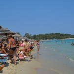 Greece Halkidiki Paliouri beach best beach bars Lefki Ammos 5